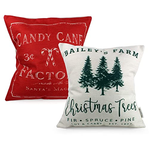 Holiday Throw Pillows Amazon Com