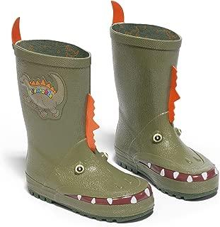 Kidorable Boys' Dinosaur Rain Boot