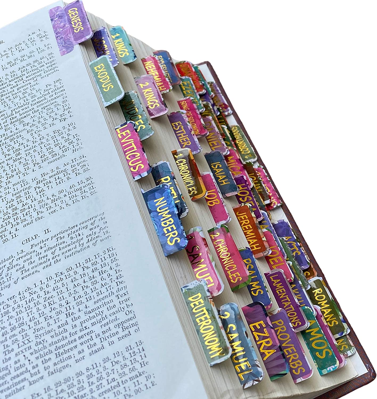 Mr. Inexpensive Pen- Bible Tabs Journaling Max 66% OFF Laminated 75 Suppli