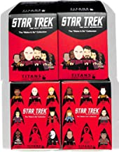 Titans Star Trek Next Generation Make It So Collection 3-inch Figure 4 Sealed Boxes