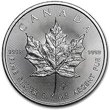 2014 CA Canada 1 oz Silver Maple Leaf BU 1 OZ Brilliant Uncirculated