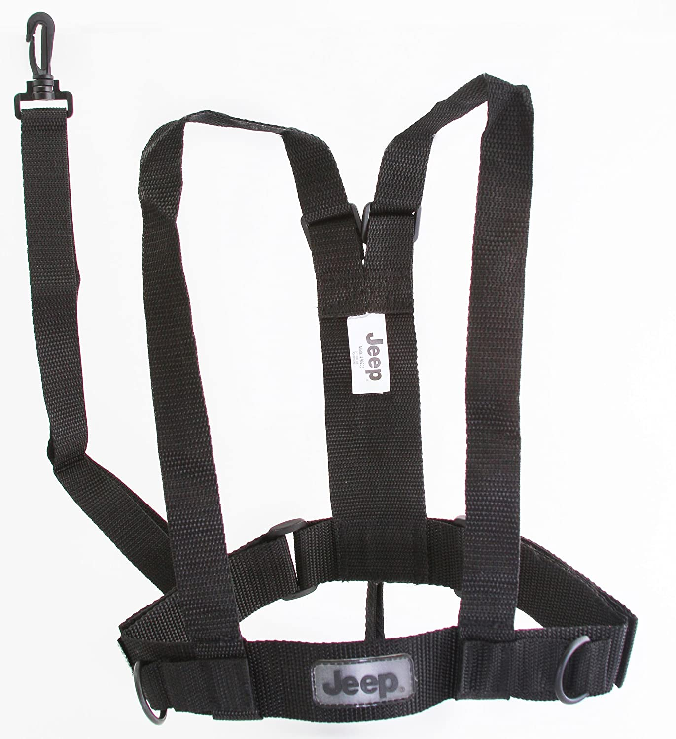 Jeep 2-in-1 Safety Harness