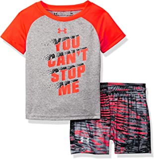 Under Armour Baby Boys You Can't Stop Me Set