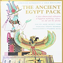 The Ancient Egypt Pack: A Three-Dimensional Celebration of Egyptian Mythology, Culture, Art, Life and Afterlife