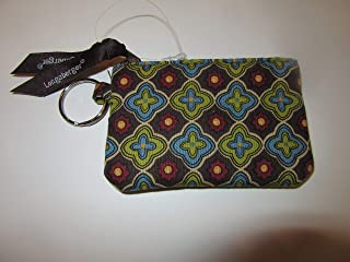Longaberger Sisters Bliss Coin Keychain Purse