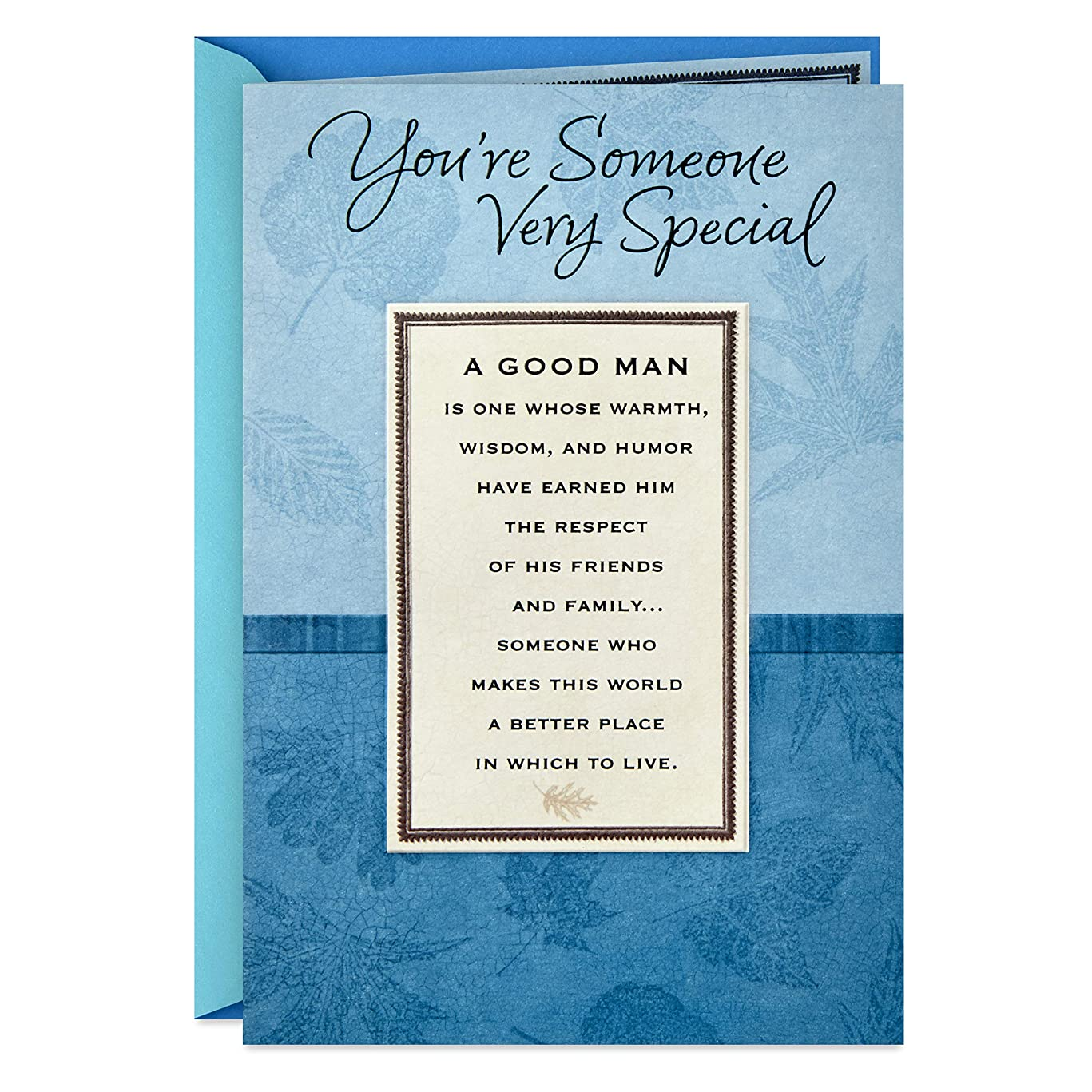 Hallmark Fathers Day Card (Someone Very Special)