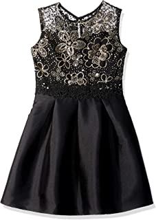 Girls' Big Fit & Flare Party Dress