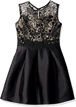 Amy Byer Girls' Big Fit & Flare Party Dress
