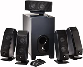 Best Logitech X-540 5.1 Surround Sound Speaker System with Subwoofer Review