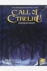 Call of Cthulhu Rpg Keeper Rulebook: Horror Roleplaying in the Worlds of H.p. Lovecraft (Call of Cthulhu Roleplaying) Hardcover