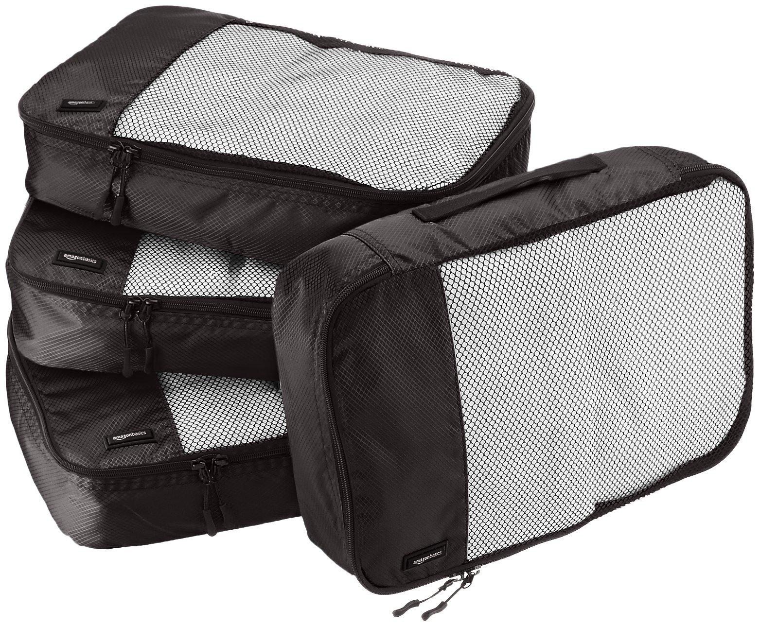 AmazonBasics Piece Packing Travel Organizer