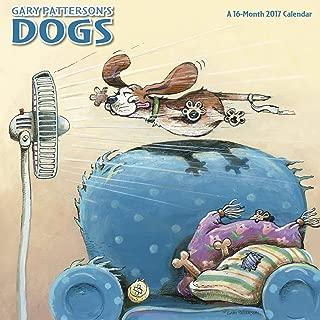 Gary Patterson's Dogs Wall Calendar (2017)