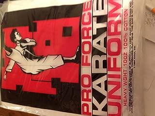 Pro Force 10oz 100% Cotton Karate Gi/Uniform