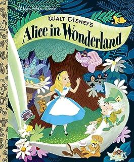 Walt Disney's Alice in Wonderland (Little Golden Books)