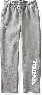 Starter Boys Boys' Open-Bottom Sweatpants with Logo