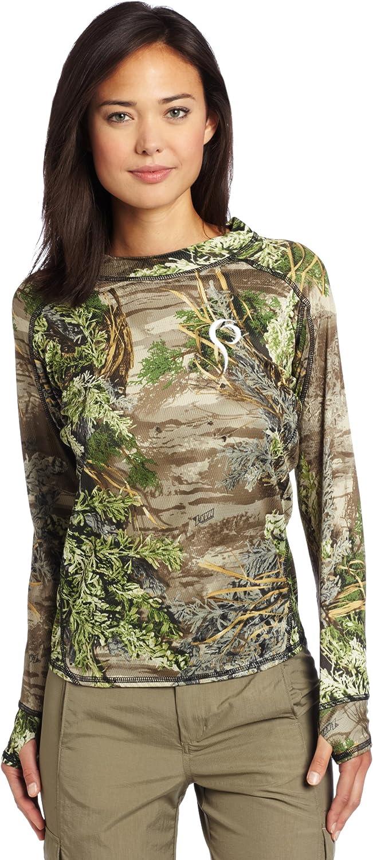 Prois Women's Ultra Long Under blast sales New popularity Shirt Sleeve