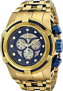 Invicta Men's 12742 Bolt Analog Display Swiss Quartz Gold Watch