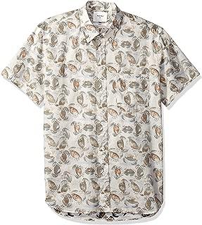 Men's Standard Fit Short Sleeve Button Down Tuscumbia Shirt