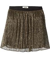 Pleated Pull-On Skirt (Big Kids)