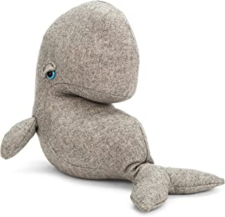 Jellycat Pobblewob Whale Stuffed Animal, 12 inches