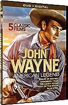 John Wayne - American Legend - 5 Films in Color and B&W + Digital