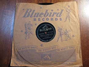 Indian Love Call (B-7746-A) / Begin the Beguine- Fox Trot (B-7746-B) by Artie Shaw & His Orchestra (Bluebird Records 78 RPM)