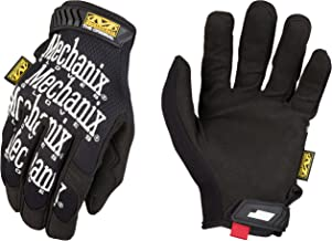 Mechanix Wear - Original Work Gloves (Large, Black)