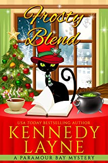 Frosty Blend (A Paramour Bay Cozy Paranormal Mystery Book 15)