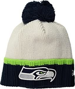 New Era - Prime Team Pom Seattle Seahawks