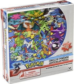 Pokémon Lenticular Specialty Circle Puzz