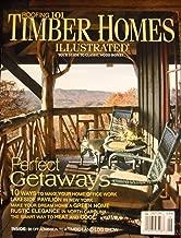 timber homes illustrated magazine