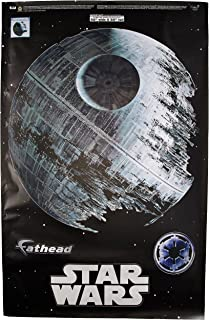Fathead Star Wars Death Star Wall Graphic