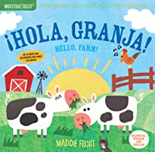 Indestructibles: ¡Hola, granja! / Hello, Farm! (Spanish and English Edition)