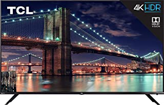 TCL 75R617 - 75-Inch 4K Ultra HD Roku Smart LED TV (2019 Model)