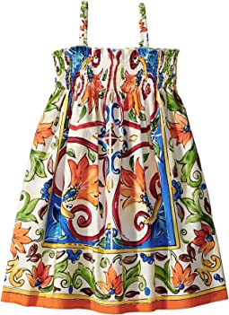Dolce & Gabbana Kids - Sleeveless Dress (Toddler/Little Kids)