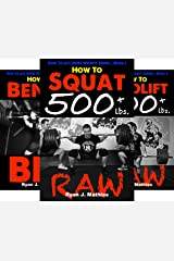 How To Lift More Weight Series (4 Book Series) Kindle Edition
