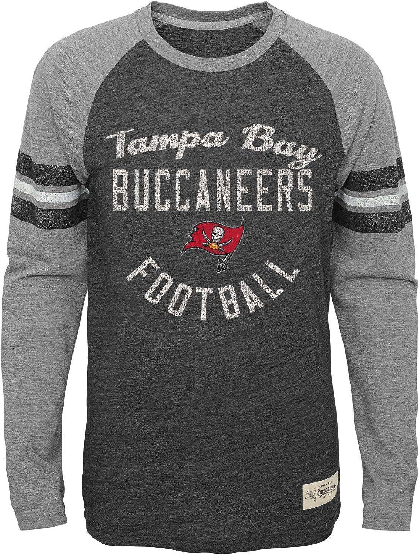 Outerstuff NFL Boys NFL Kids /& Youth Football Pride Long Sleeve Tee