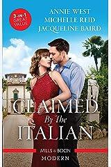 Claimed By The Italian/Her Forgotten Lover's Heir/The Italian's Revenge/Untamed Italian, Blackmailed Innocent Kindle Edition