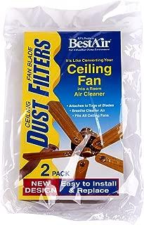 Best do ceiling fan filters work Reviews