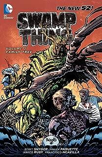 Swamp Thing Vol. 2: Family Tree