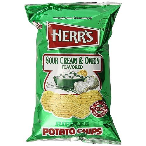Herr's Potato Chips: Amazon com