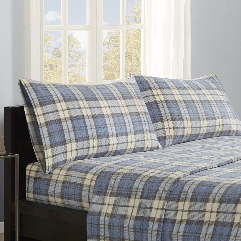True North by Sleep Philosophy SHET20-543 Premier Comfort Micro Fleece Sheet Set, Full