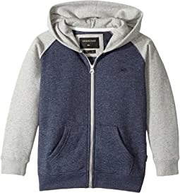 Quiksilver Kids - Everyday Zip Sweatshirt (Toddler/Little Kids)