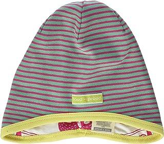 Loud + Proud Reversible Cap Organic Cotton Bonnet Bébé Fille