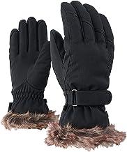 Ziener Skihandschoenen voor dames, wintersport, warm, ademend, Kim, 80117