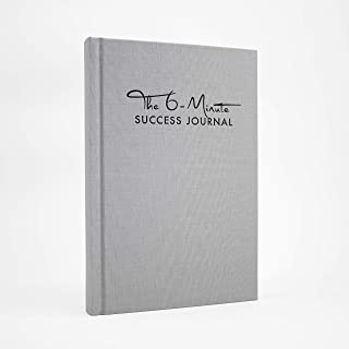 $22 » The 6-Minute Success Journal | Reach Goals with More Focus and Calm | 6 Minutes Daily for More Motivation, Success and Min...