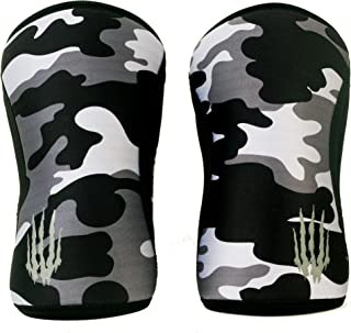 Bear KompleX Knee Sleeves (Sold AS A Pair of 2) for Cross Fitness, Weightlifting, Wrestling, Basketball, Squats, and More....