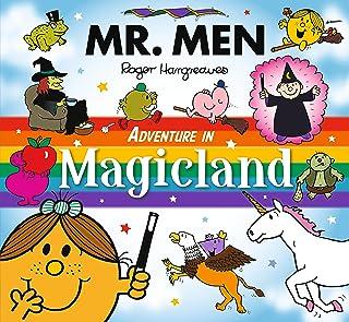 Mr. Men Adventure in Magicland