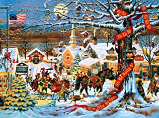 Best 500 piece christmas jigsaw puzzles Reviews
