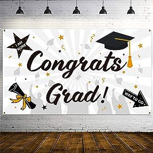 WATINC Graduation Background Banner 78
